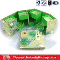 2013 New Style Luxury and Unique Food Box Design(HSD-H3550)