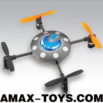 rm-522816 rc UFO Newest 2.4G 4CH Four-blade 6 Axis Mini Remote Control UFO with Four Motors