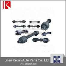 Manufacturer of heavy truck rear axle assembly
