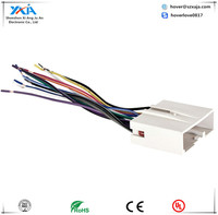 XAJA 2*7P connector Car Audio, Vedio,ISO wire harness
