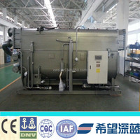 Hot Water Lithium Bromide Absorption Chiller