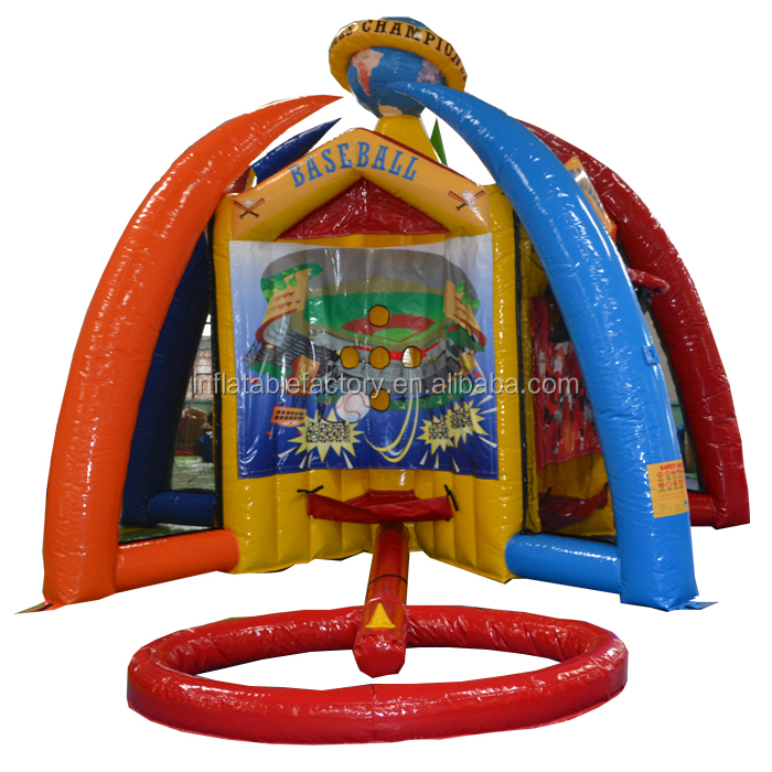 Inflatable sports game 4 in 1 combo
