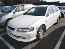 2001 HONDA ACCORD WAGON PRIVATE STYLE X/LA-CF6/ Used car From Japan / ( 82268 )