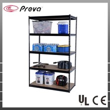 Medium Duty Storage Garage <strong>Shelves</strong> Display Rack Stainless Steel Rack
