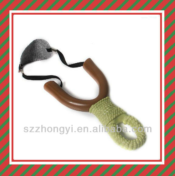 plastic custom slingshot promotional toys for kids 2013