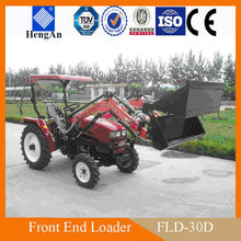 25HP Mini Garden Tractor with Front End Loader