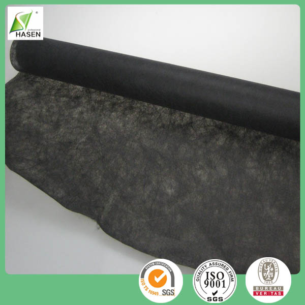 Special PP / PET spunbond non-woven waterproof landscape fabric in garden
