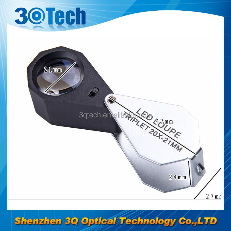 DH-83005 20.5mm 10x best jewelry diamond loupe