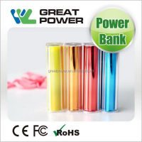 Economic classical power bank cross 2600mah