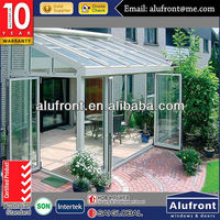 Africa Style Aluminium Glass Garden House made in China