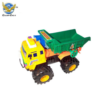 2018 Top Quality Plastic Toy truck