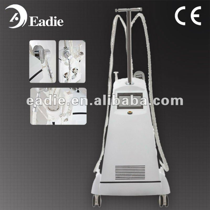 Vacuum+40Khz Ultrasound Cavitation+RF+Infrared Light System Beauty Salon Equipment with CE
