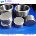 Customized Tungsten Carbide Cylinder Bushing for Water Pump Oil Pump