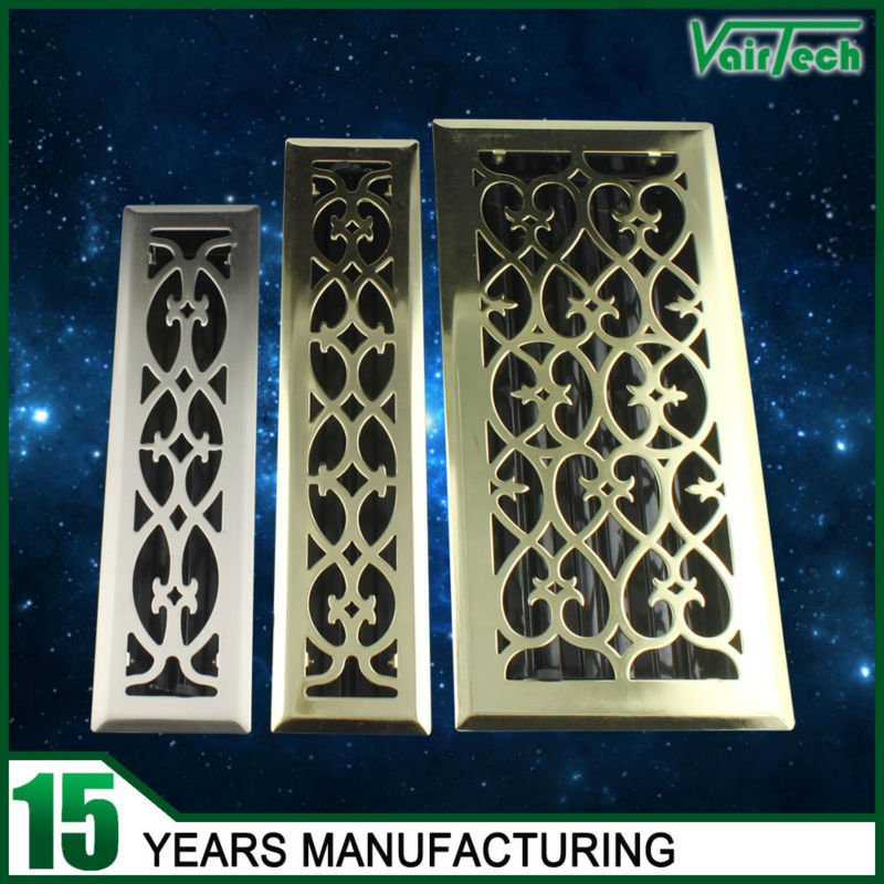 Ventilation Floor Decorative Grilles In Uk Installation On Decoration Air Grill Product Alibaba Com