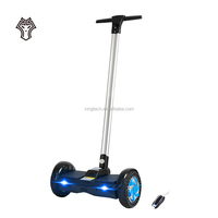 Best quality 36v lithium battery led light mini smart 2 wheels electric scooter with handle electric smart handled scooter