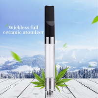 2016 most popular electronic products e cig refill cartridge dry herb vaporizer tank