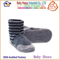 Wholesale low price winter non-slip baby boots