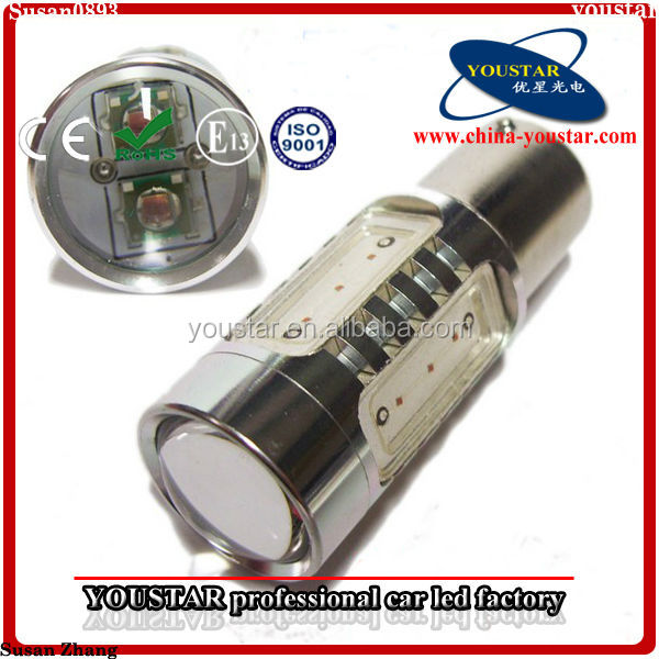1156 1157 16W CREE 12V/24V high power led bulb stop tail reverse tuning light