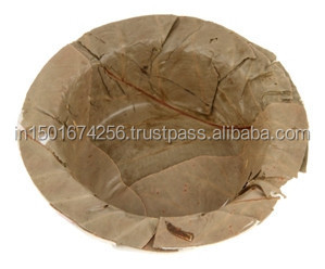 Disposable Bowls/ Dried Leaf Bowls/ Eco-friendly Pattal Bowls