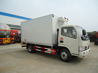 used frozen truck,reefer vehicle,freezer box body