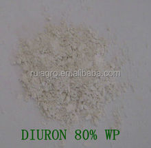 Hot sale herbicides with high quality and stable delivery Diuron 80% WP
