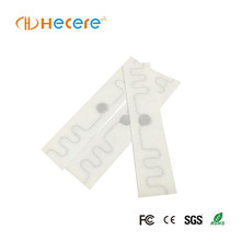 High Temperature Resistant Washable UHF Rfid Textile Laundry Tag