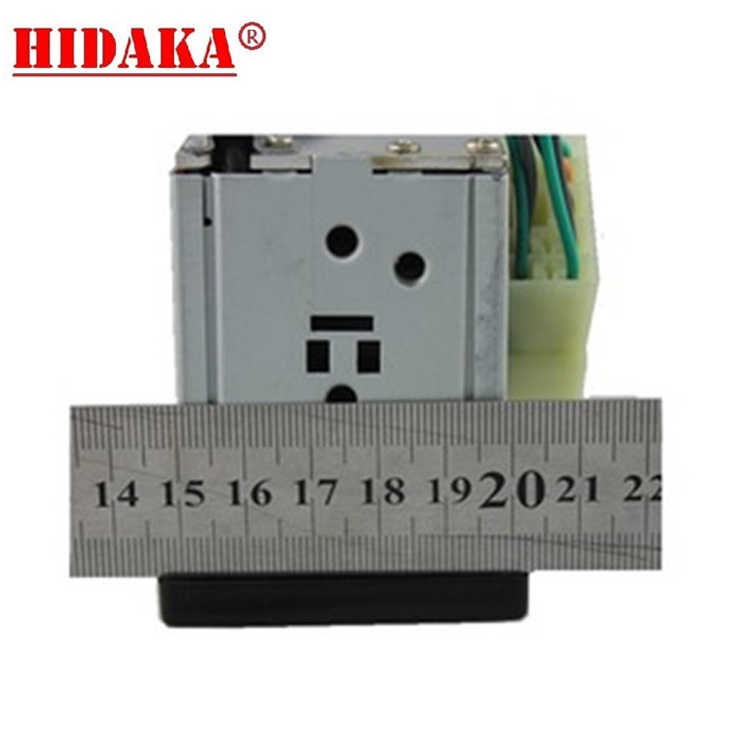 Hidaka M103 24v Excavator Radio with Universal Frequency MP3 FM USB Aux for Construction Machinery Parts