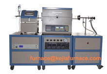 2015 new type high-performance laboratory CVD furnace for single walled nanotubes