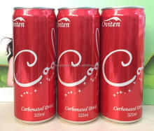 Fatanstic Taste Slim Aluminium CAN 325ml *24pcs Carbonated Coke Cool COLA Drink