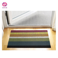 ZNZ Anti Slip Carpet PVC Door
