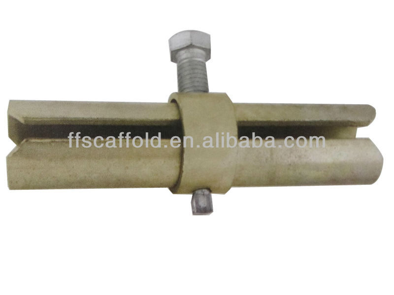 Pressed Expandable Joint Pin for Scaffolding
