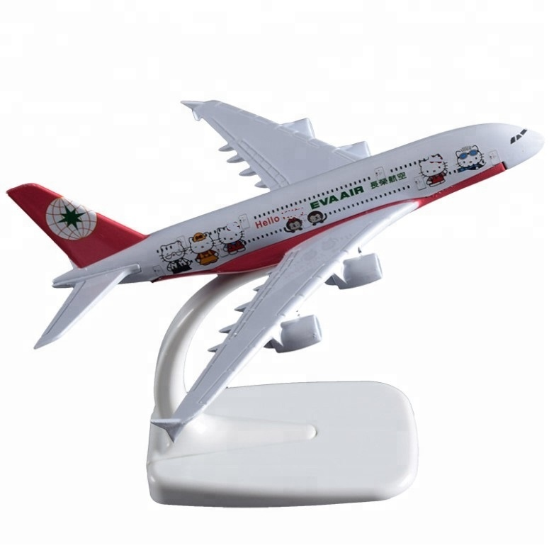 Wholesale custom metal airplane model and metal aircraft business gifts and metal model plane with your <strong>logo</strong>