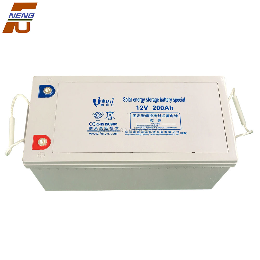 cheapest price in china 12v 200ah <strong>solar</strong> gel battery, <strong>solar</strong> battery
