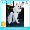 Wholesale low price car auto vehicle travel zinc alloy buckle quick-release car safety harness for dogs
