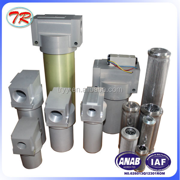 YPM series hydraulic in line oil filter housing/YPM series hydraulic in line filter strainer
