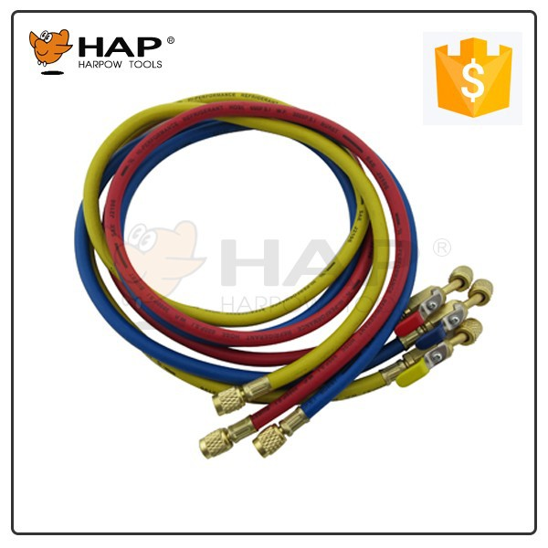 "Cheap price 1/ 4"" Hose With Low Loss Anti-Blow Back Fitting"