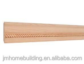 Wholesale high quality wood crown moulding with competitive price
