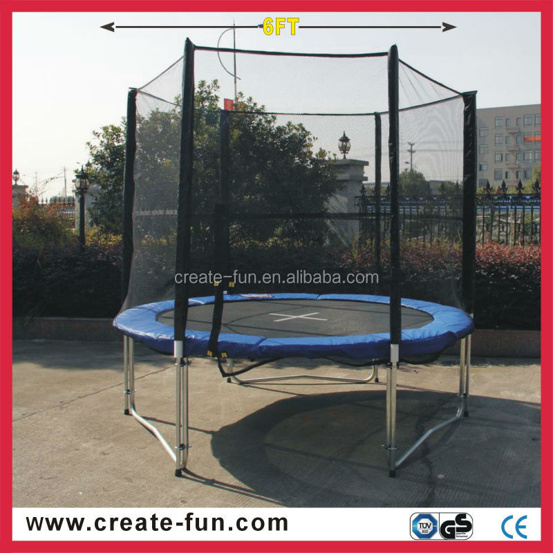 6 ft best Exercise Equipment bouncers with GS standard