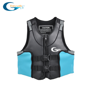 Personalize kayak life jacket for sale CE approved boating surfing life vest