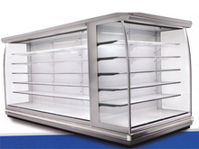 Glass Door for Display Floral Coolers and Floral Show Cases,anti-condensation