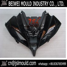 Plastic YAMAHA Motorcycle Front Nose Cowl Upper Fairing mold