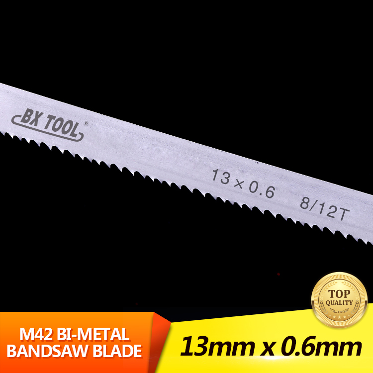 Made In China 13*0.6 Bi-metal Band Saw Blades for Metal Cutting