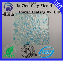 Marble effect granite effect spray thermosetting electrostatic powder coating paint