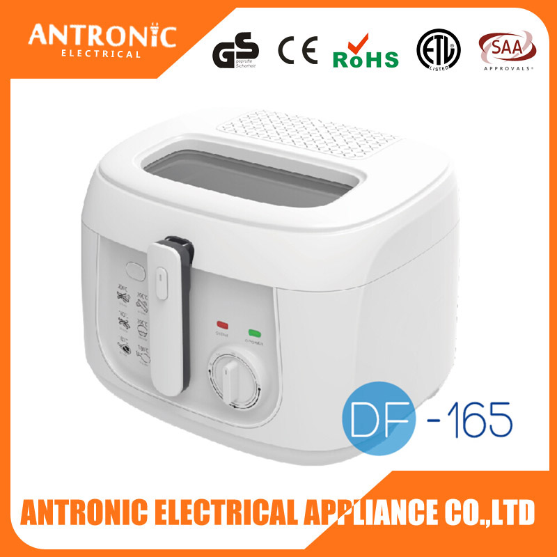 DF-165 Antronic 2.5L home deep fryer