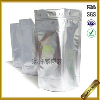 dried food packaging resealable aluminum foil packaging bags