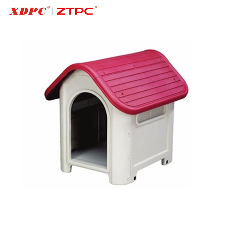 Professional new product mobile house portable plastic dog kennel for pet