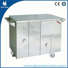China BT-SFT005 Hospital steam Food Warmer Trolley, banquet warmer/ banquest heated trolley