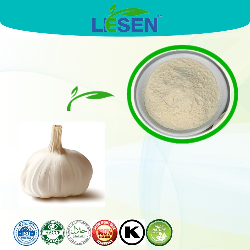 Plant extract garlic extract allicin / garlicin powder