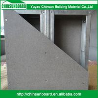 Eco-friendly Supplier Exterior Wall Cladding Waterproof Insulation Hardboard Siding