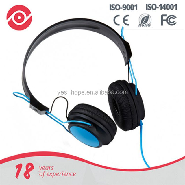 Yes Hope Stereo folding headphone high performance dynamic headset for smart phones or portable media player